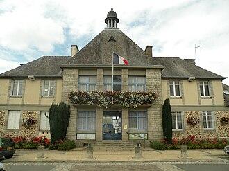 Bécherel - Town hall