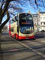 BF62 UXN (Route 7) at Old Steine, Brighton (16517005434).jpg