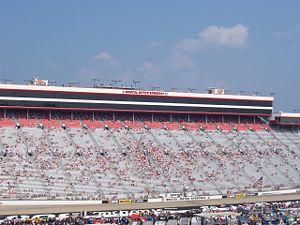 Bristol, Tennessee - Bristol Motor Speedway