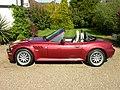 BMW Z3 3.0i Calypso Red 2002 - Flickr - The Car Spy (16).jpg