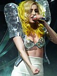 Bad Romance on The Monster Ball Tour2.jpg