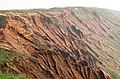 Badlands topography, Filey Brigg - geograph.org.uk - 1922312.jpg