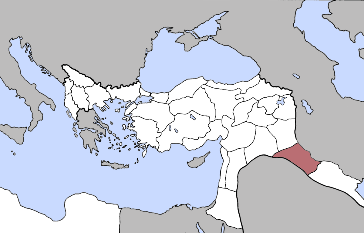 baghdad vilayet wikipedia