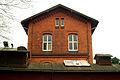 Bahnausbesserungswerk Gebäude 18 Garten seitlich Leinhausen Park Einbecker Straße 1a Hannover Dächer.jpg