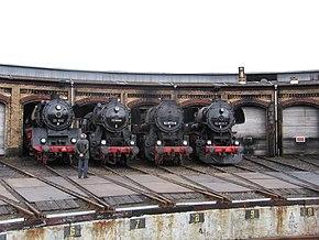 Bahnbetriebswerk Berlin Schöneweide Wikipedia