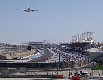 Bahrain Grand Prix - The Bahrain International Circuit in 2010