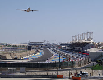 Bahrain International Circuit - The Bahrain International Circuit in 2010.
