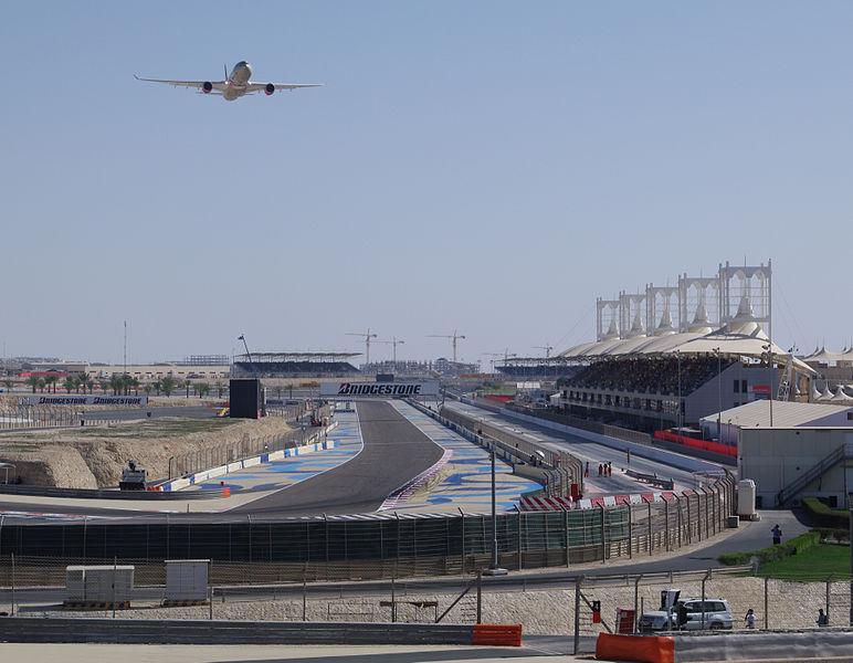 Formuła 1: Bahrajn drugim przystankiem w kalendarzu