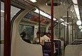 Bakerloo Line Train at Embankment - geograph.org.uk - 906388.jpg