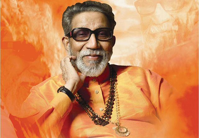 Balasaheb Thackeray, Founder Shiv Sena