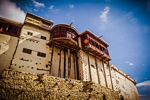 Hunza Valley - Baltit Fort
