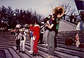 Band before Protest - New Orleans January 1991 02.jpg