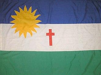 Manari, Pernambuco - Image: Bandeira manari