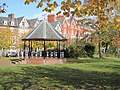 Bandstand, Temple Gardens, Llandrindod Wells - geograph.org.uk - 1553305.jpg