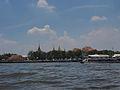 Bangkok along the Chao Phraya and Wat Arun (14881713077).jpg