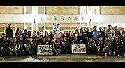 Students of University of Texas at Arlington.