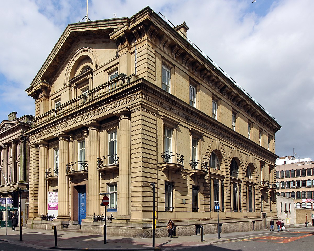 Bank of England Building, Liverpool - Wikipedia
