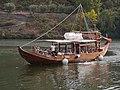 Barco rabelo em Pinhão, Portugal 01.jpg