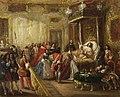 Barker, Death of Louis XIV at Versailles, sketch.jpg
