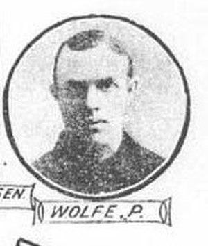 Barney Wolfe - Image: Barney Wolfe