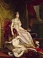 Baron François Gérard - Joséphine in coronation costume .jpg