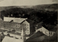 Barracks from bell tower (Oconeean 1904).png