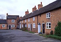 Barrow on Trent Cottages.JPG