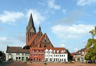 Place in Mecklenburg-Vorpommern, Germany