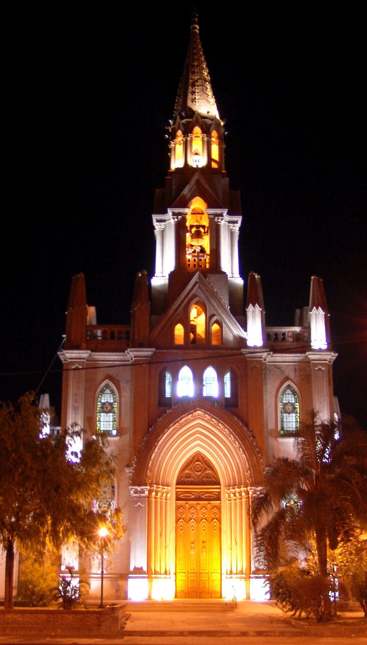 Basilica Guadalupe - Santa Fe - YouTube