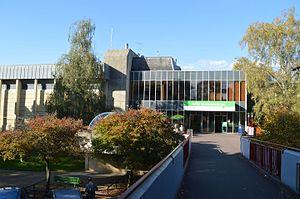 Recreation Ground (Bath) - Bath Sports and Leisure Centre