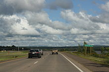 Bayfield County Wisconsin Sign US2 WIS13.jpg