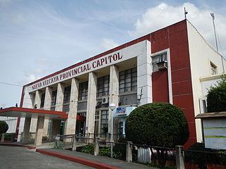 Nueva Vizcaya Province in Cagayan Valley, Philippines