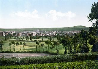 Bayreuth - Bayreuth around 1900