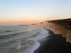 Beach, Birling Gap (geograph 3778928).jpg