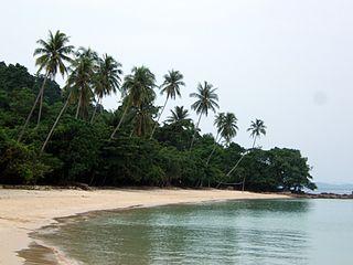 Kapas Island island in Malaysia