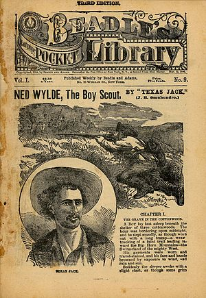 Texas Jack Omohundro - Beadles Dime Novel