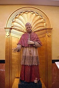 Beato Marcelo Spínola (Basílica menor de Jesús del Gran Poder de Sevilla).JPG