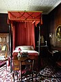 Bedroom at Erddig Grade I Listed Building in Marchwiel, Wrexham, Wales 149.jpg