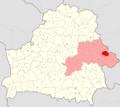 Belarus, Mahilioŭskaja voblasć, Kryčaŭski rajon.png
