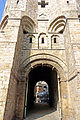 Belgium-6400 - Gravensteen Main Gate (14080662832).jpg