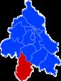Belgrade Municipalities Lazarevac.png