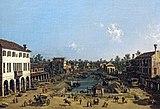 Bemberg Fondation Toulouse - Vue de Mestre - Canaletto - ca 1740 - Inv 1010.jpg