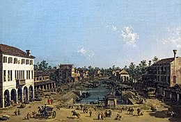 Bemberg Fondation Toulouse - Vue de Mestre - Canaletto - ca 1740 - Inv 1010.jpg