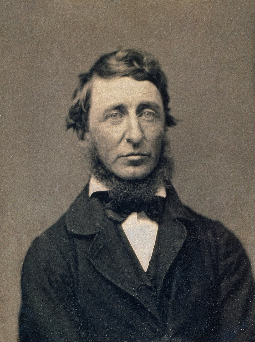 Benjamin D. Maxham - Henry David Thoreau - Restored