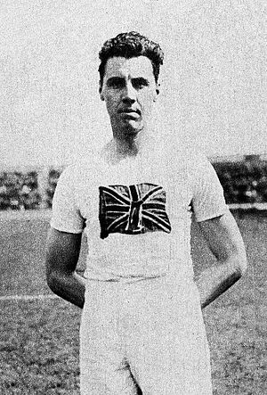 Benjamin Howard Baker - Benjamin Howard Baker at the 1920 Olympics