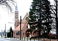 Berlin-Pankow, the old parish church.JPG