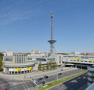 Funkturm Berlin - The Funkturm Berlin