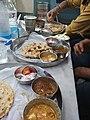 Best vegetarian food at Kesar da Dhaba.jpg