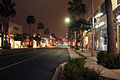 Beverly Drive looking South from Santa Monica Blvd 2015.jpg