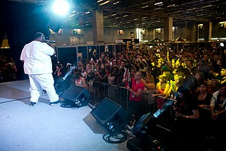 Big Ali - Big Ali at Music Expo 2011